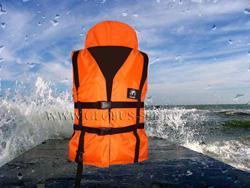 Сертифицированный спасательный жилет от Глобус размера 42-52
